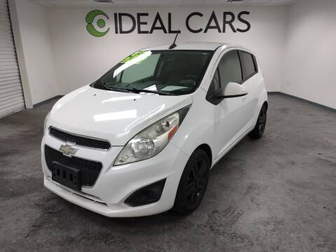 2013 Chevrolet Spark for sale at Ideal Cars Apache Junction in Apache Junction AZ