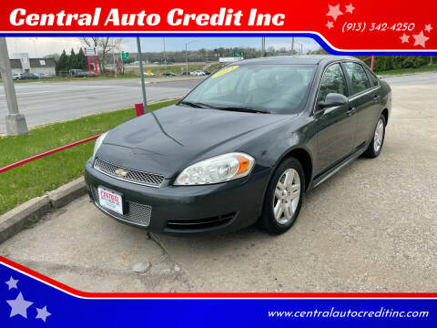 2014 Chevrolet Impala Limited for sale at Central Auto Credit Inc in Kansas City KS