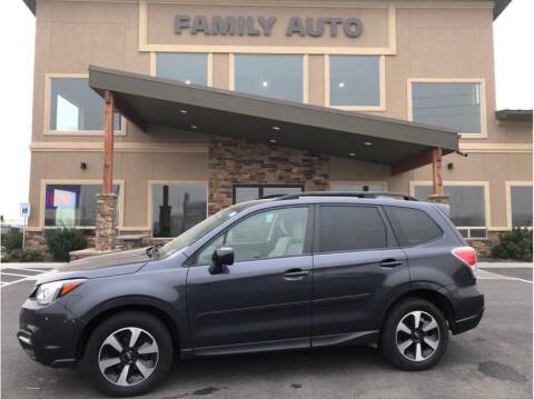 2017 Subaru Forester for sale at Moses Lake Family Auto Center in Moses Lake WA