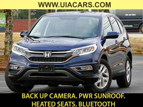 2016 Honda CR-V for sale at Used Imports Auto - Lawrenceville in Lawrenceville GA