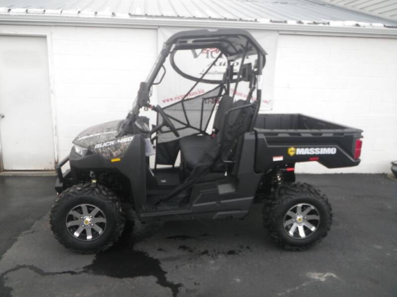 2021 Massimo BUCK 450 for sale at VICTORY AUTO in Lewistown PA