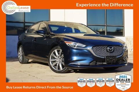2018 Mazda MAZDA6 for sale at Dallas Auto Finance in Dallas TX