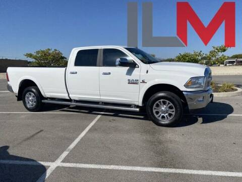 2018 RAM Ram Pickup 3500 for sale at INDY LUXURY MOTORSPORTS in Fishers IN