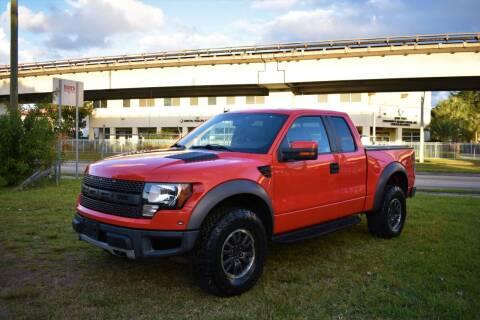 2010 Ford F-150 for sale at STS Automotive - Miami, FL in Miami FL