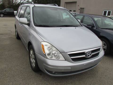 2007 Hyundai Entourage for sale at Portsmouth Auto Sales & Repair in Portsmouth RI