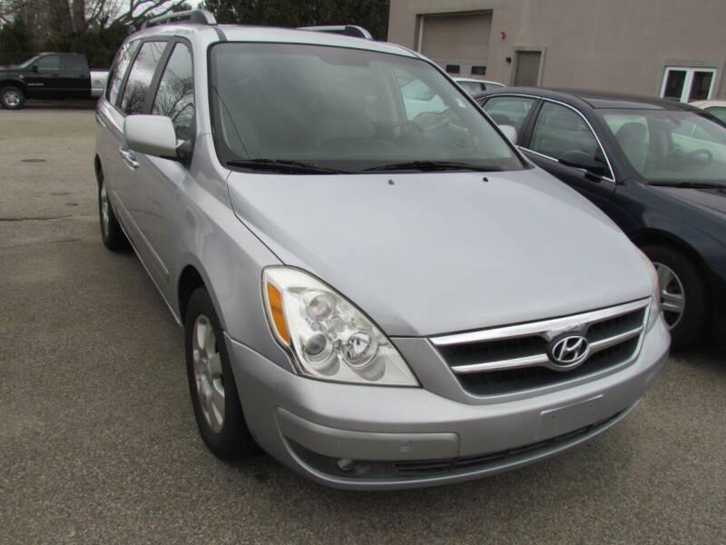 2007 Hyundai Entourage for sale at Portsmouth Auto Sales & Repair in Portsmouth RI
