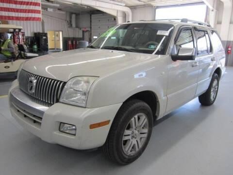 2006 Mercury Mountaineer for sale at Cj king of car loans/JJ's Best Auto Sales in Troy MI