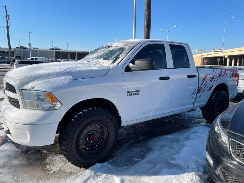 2018 RAM Ram Pickup 1500 for sale at New Start Auto in Richardson TX