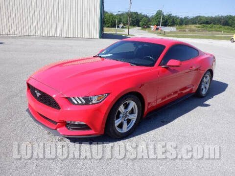 2016 Ford Mustang for sale at London Auto Sales LLC in London KY