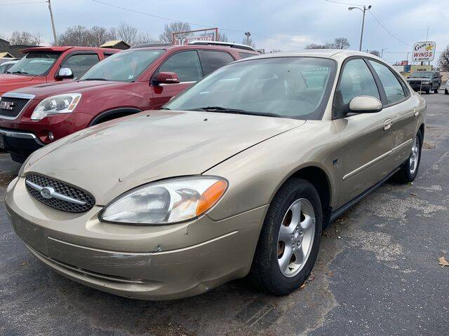 2001 Ford Taurus for sale at JC Auto Sales - West Main in Belleville IL