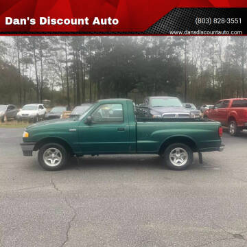 1999 Mazda B-Series Pickup for sale at Dan's Discount Auto in Gaston SC