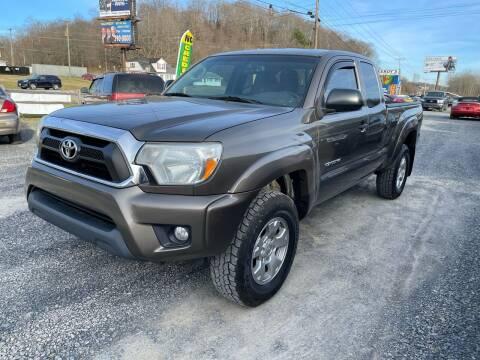 2012 Toyota Tacoma for sale at ABINGDON AUTOMART LLC in Abingdon VA