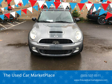 2010 MINI Cooper Clubman for sale at The Used Car MarketPlace in Newberg OR