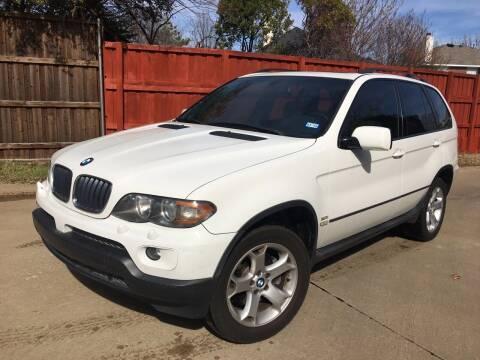 2006 BMW X5 for sale at TETCO AUTO SALES  / TETCO FUNDING in Dallas TX