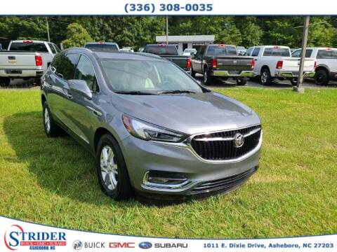 2018 Buick Enclave for sale at STRIDER BUICK GMC SUBARU in Asheboro NC