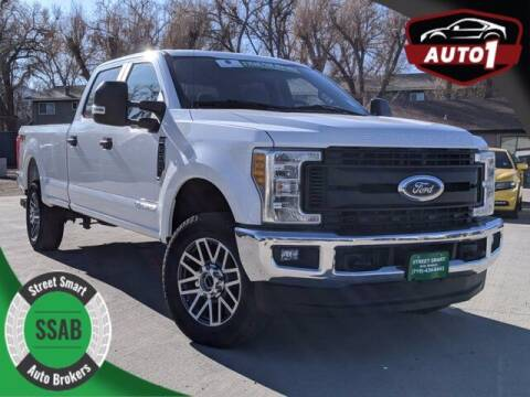 2017 Ford F-250 Super Duty for sale at Street Smart Auto Brokers in Colorado Springs CO