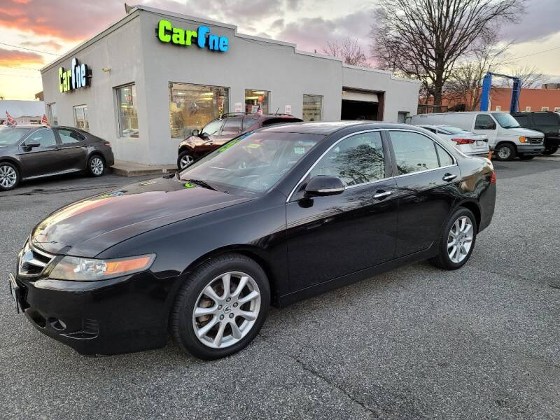 2007 Acura TSX for sale at Car One in Essex MD