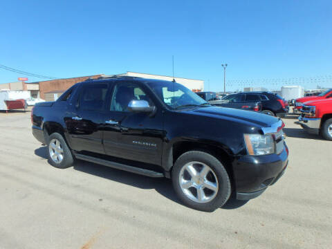 2012 Chevrolet Avalanche for sale at BLACKWELL MOTORS INC in Farmington MO