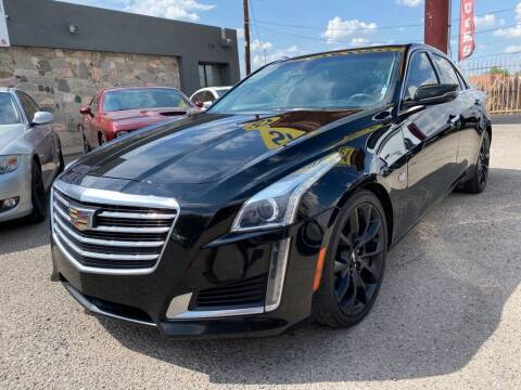2017 Cadillac CTS for sale at American Automotive , LLC in Tucson AZ