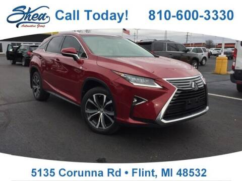 2016 Lexus RX 350 for sale at Jamie Sells Cars 810 - Linden Location in Flint MI