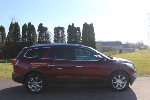 2008 Buick Enclave for sale at D & B Auto Sales LLC in Washington Township MI