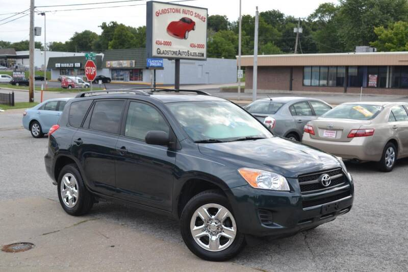 2012 Toyota RAV4 for sale at GLADSTONE AUTO SALES    GUARANTEED CREDIT APPROVAL in Gladstone MO