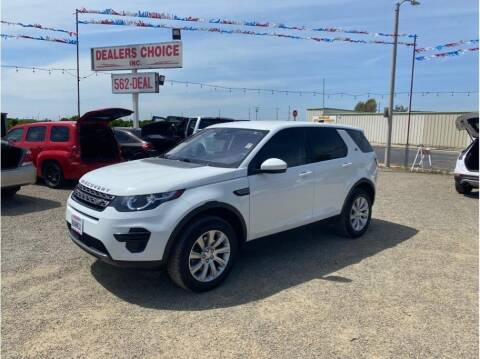 2017 Land Rover Discovery Sport for sale at Dealers Choice Inc in Farmersville CA