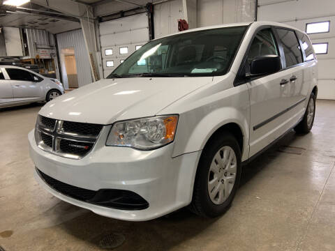 2013 Dodge Grand Caravan for sale at Blake Hollenbeck Auto Sales in Greenville MI