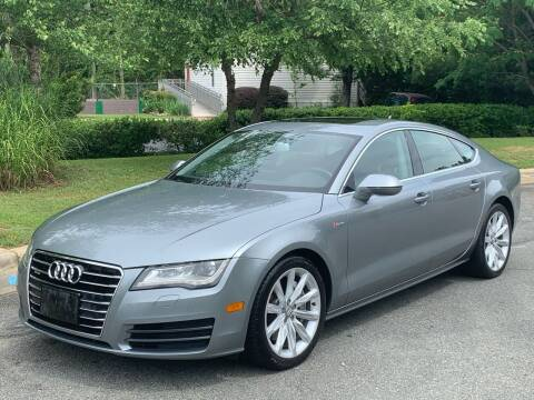 2012 Audi A7 for sale at Triangle Motors Inc in Raleigh NC