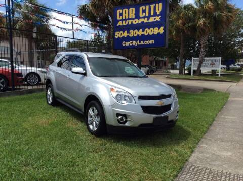 2013 Chevrolet Equinox for sale at Car City Autoplex in Metairie LA