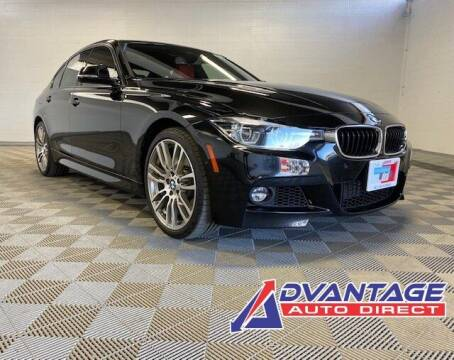 2018 BMW 3 Series for sale at Advantage Auto Direct in Kent WA