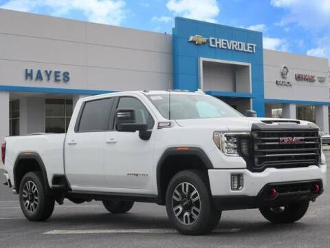 2021 GMC Sierra 2500HD for sale at HAYES CHEVROLET Buick GMC Cadillac Inc in Alto GA