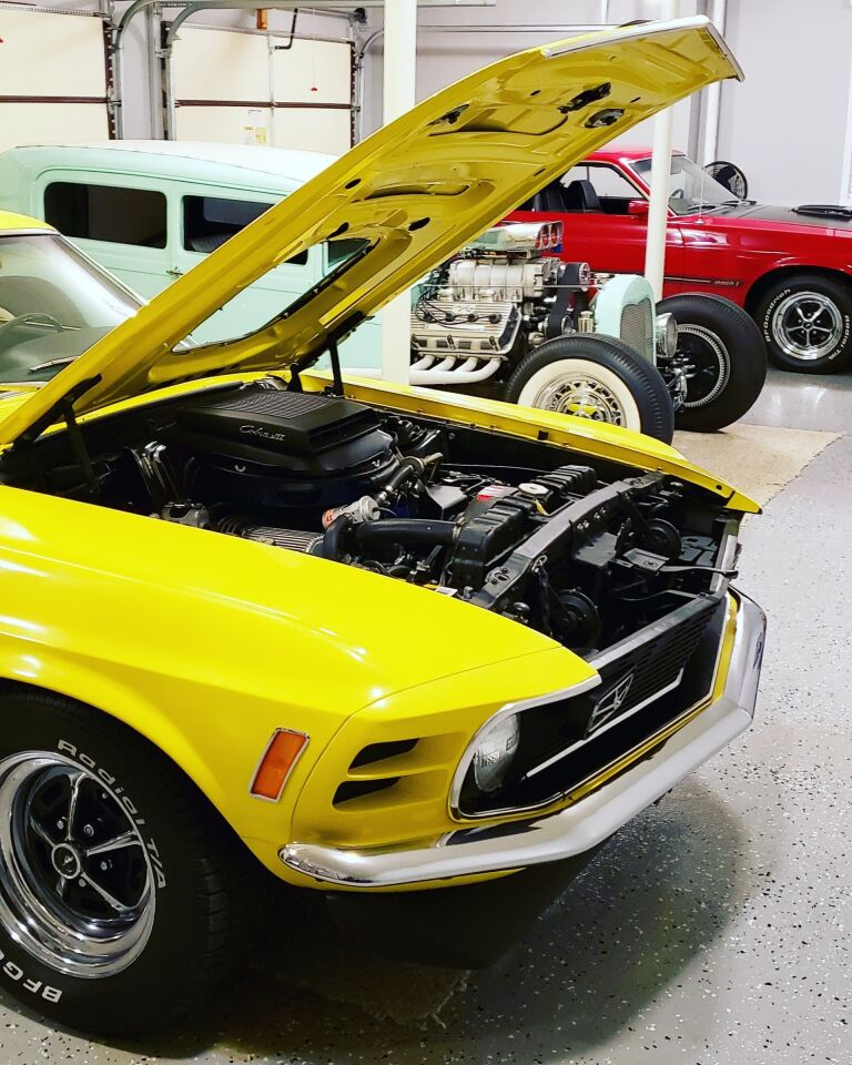 1970 Ford Mustang 5