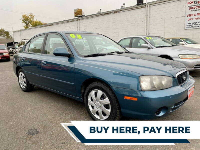 used green 2003 hyundai elantra gt for sale carsforsale com used green 2003 hyundai elantra gt for