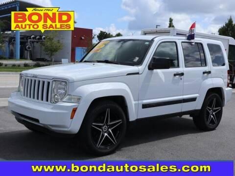 2012 Jeep Liberty for sale at Bond Auto Sales in Saint Petersburg FL