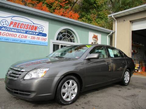 2005 Toyota Avalon for sale at Precision Automotive Group in Youngstown OH