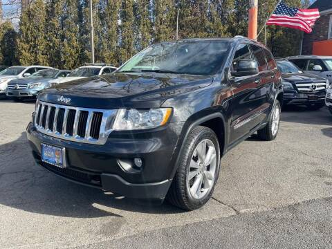 2012 Jeep Grand Cherokee for sale at Bloomingdale Auto Group - The Car House in Butler NJ
