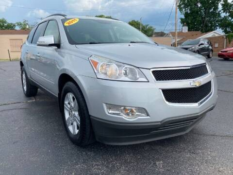 2011 Chevrolet Traverse for sale at Dixie Automart LLC in Hamilton OH