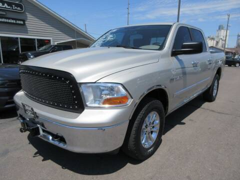 2009 Dodge Ram Pickup 1500 for sale at Dam Auto Sales in Sioux City IA