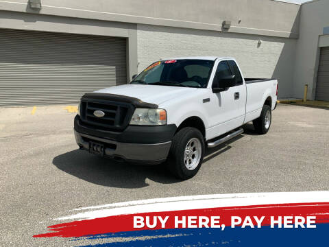 2006 Ford F-150 for sale at Mid City Motors Auto Sales - Mid City North in N Fort Myers FL