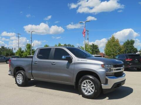2021 Chevrolet Silverado 1500 for sale at Terry Lee Hyundai in Noblesville IN
