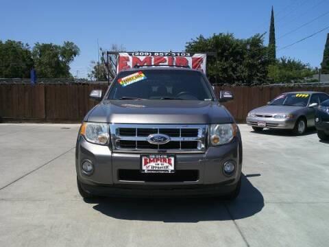 2012 Ford Escape for sale at Empire Auto Sales in Modesto CA