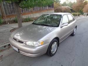 1998 Toyota Corolla for sale at Inspec Auto in San Jose CA