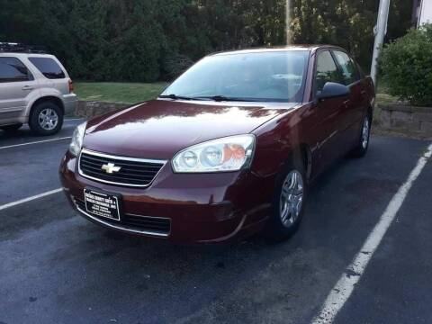2006 Chevrolet Malibu for sale at Sussex County Auto & Trailer Exchange -$700 drives in Wantage NJ