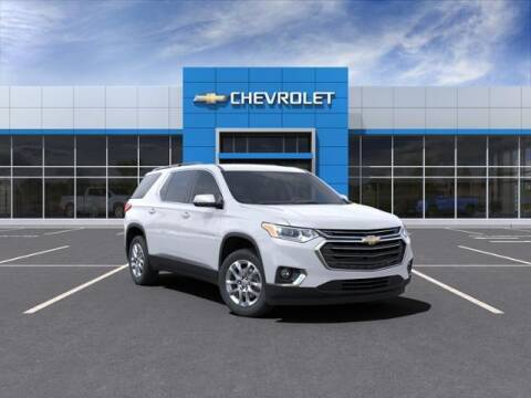 2021 Chevrolet Traverse for sale at Winegardner Auto Sales in Prince Frederick MD