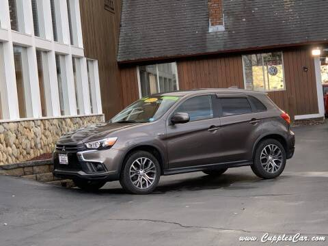 2018 Mitsubishi Outlander Sport for sale at Cupples Car Company in Belmont NH