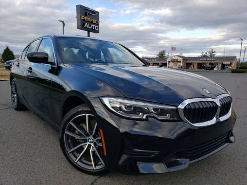 2019 BMW 3 Series for sale at Perfect Auto in Manassas VA