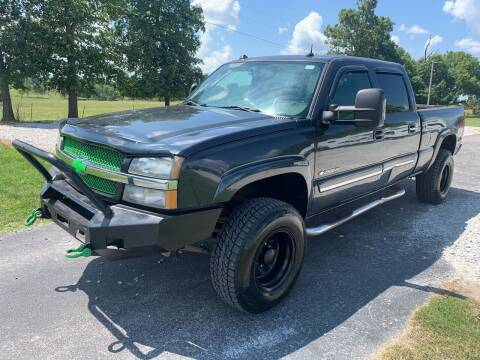 2004 Chevrolet Silverado 2500HD for sale at Champion Motorcars in Springdale AR