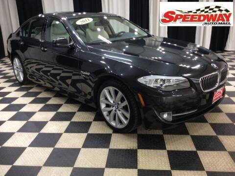 2011 BMW 5 Series for sale at SPEEDWAY AUTO MALL INC in Machesney Park IL