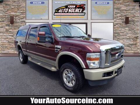 2010 Ford F-350 Super Duty for sale at Your Auto Source in York PA